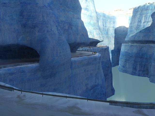 maniapark glacier canyon