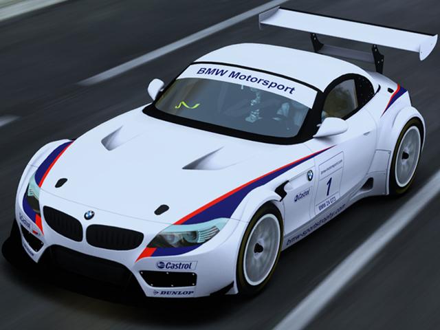 Maniapark Bmw Z4 Gt3 E89 Bmw Motorsport 1