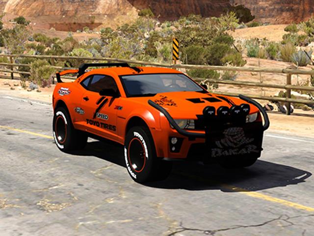 Maniapark Chevrolet Dakar
